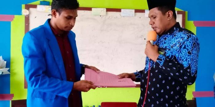 Penarikan Mahasiswa PPL dan PKL STAI Said Perintah Masohi